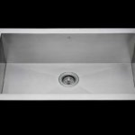 Flush mount kitchen sink, True Flush Mount stainless steel kitchen sink, single bowl kitchen sink 30 X 15 X 10